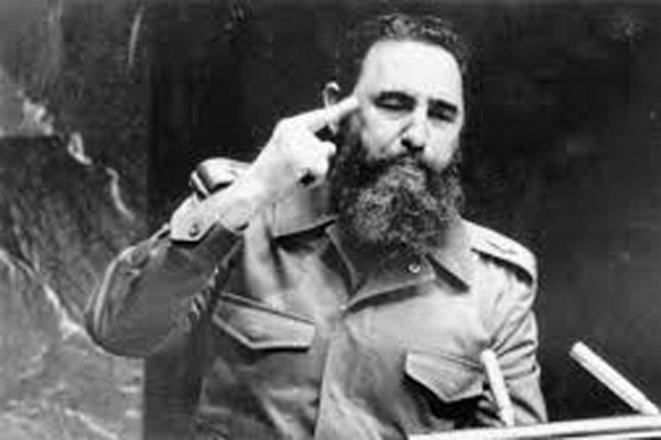 Fidel Castro lived and died a free man