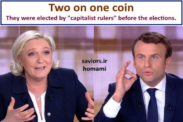 ملت فرانسه به ماکرون غیر افراطی رأی دادند ولی او هم افراطی بود!
