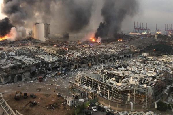 فاجعه انفجار مهیب بندر بیروت، حرکت بعدی استعمارگران غرب چیست؟