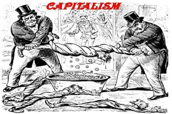 In the future, if government be at the hand of West Conscious People, not at the hand of capitalists.