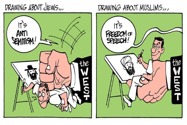 """Religions"" and ""Freedom of Expression"""