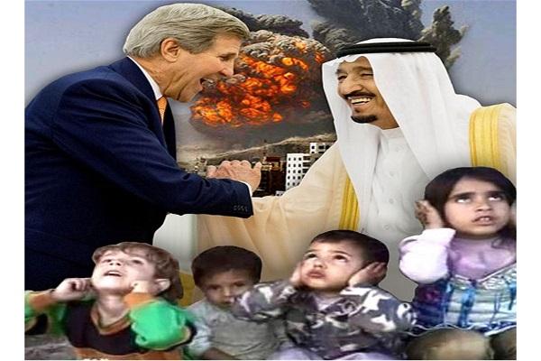 تلاش امریکا برای توقف جنگ علیه یمن، بخاطر کاهش باجگیری از عربستان و امارات است