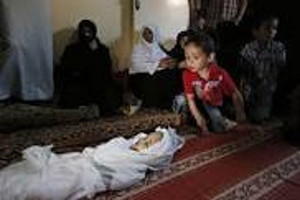 Palestinian killed by ISRAEL
